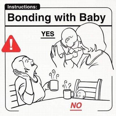 Creando lazos afectivos con el bebé