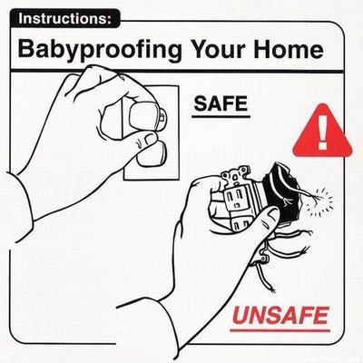 Haciendo tu casa a prueba de bebés