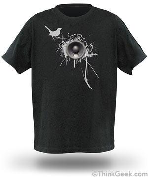 Camiseta de tu banda sonora original