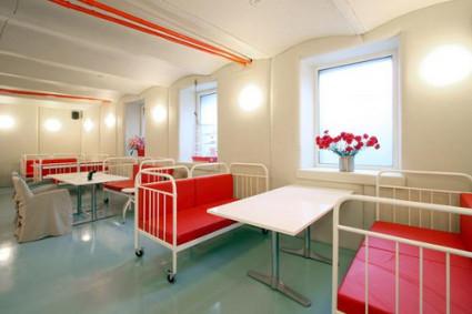 Restaurante hospital Hospitalis