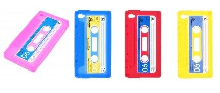 Fundas tipo cinta de cassette