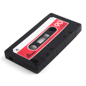 Funda retro cassette para Iphone4